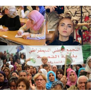 Femmes algériennes